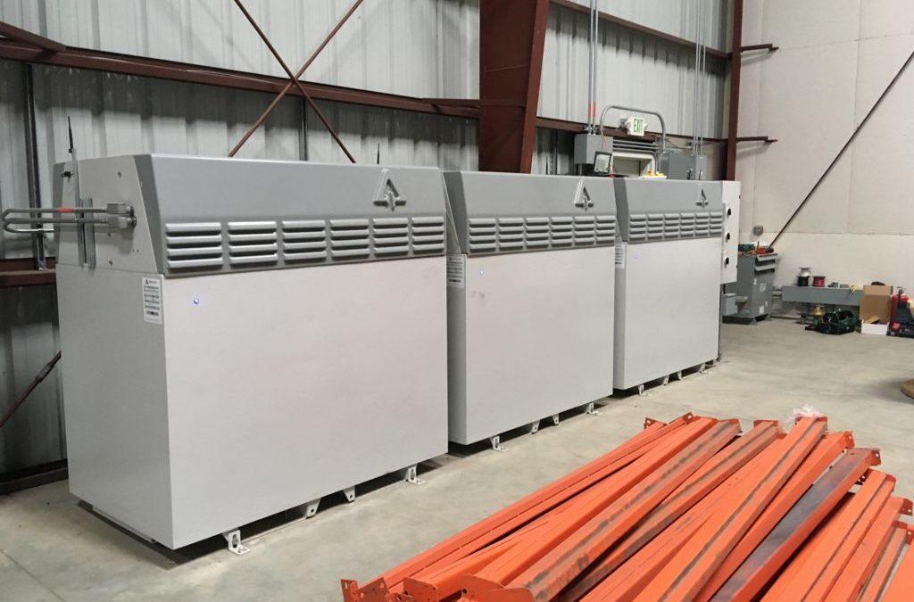 Sandbar Solar & Electric Microgrid