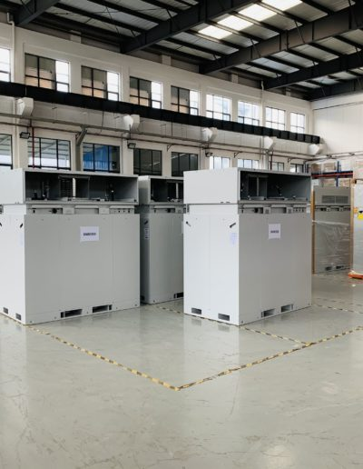 Invinity Vanadium Flow Batteries