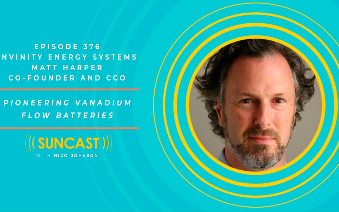 Podcast: Matt Harper on SunCast